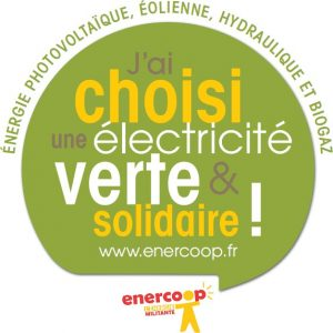 Janvier 2017 - ECO 4 HOME choisit ENERCOOP comme nouveau fournisseur d'électricité