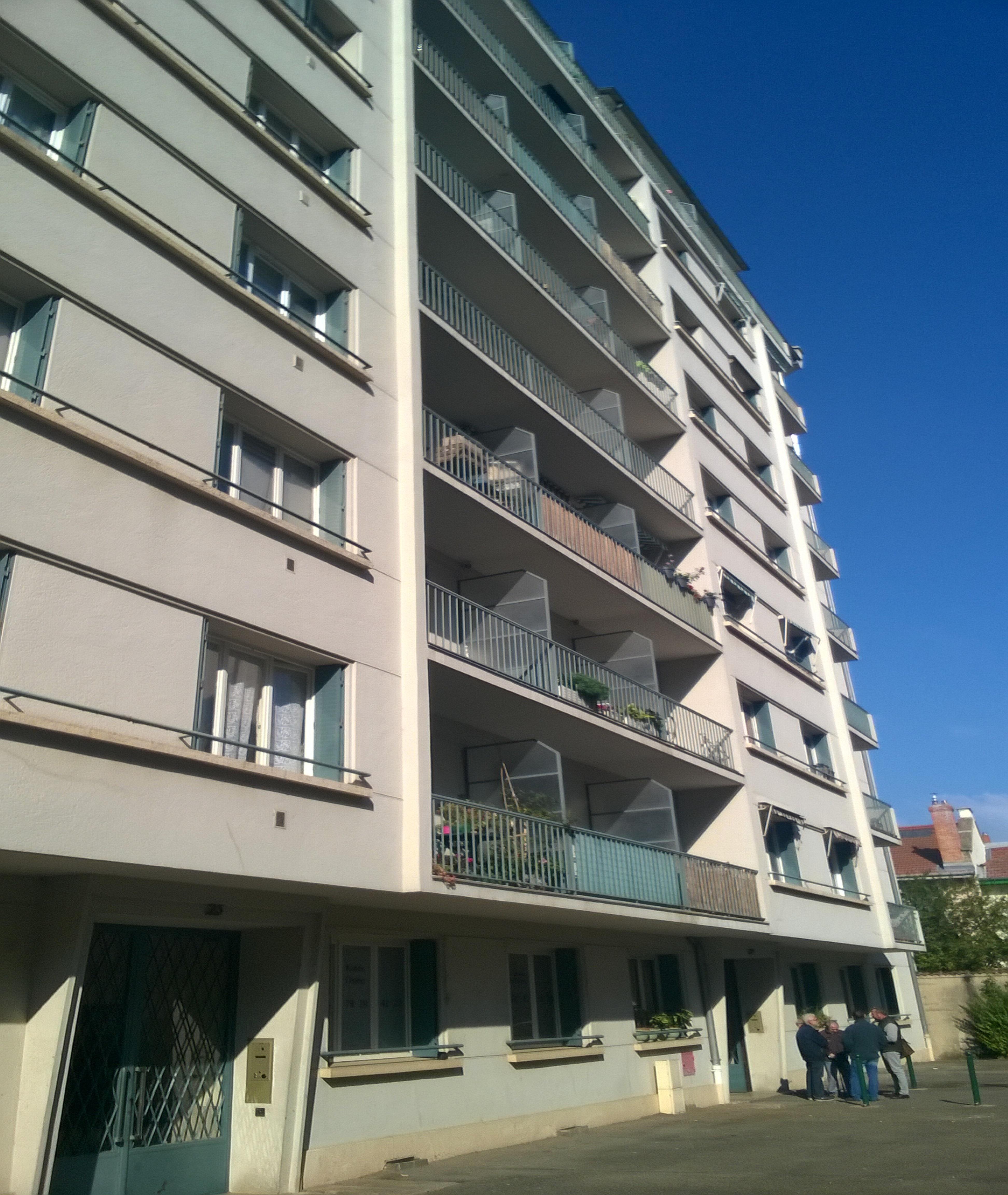 Audit Energétique de la Copropriété Le Roussy à Lyon 4ème