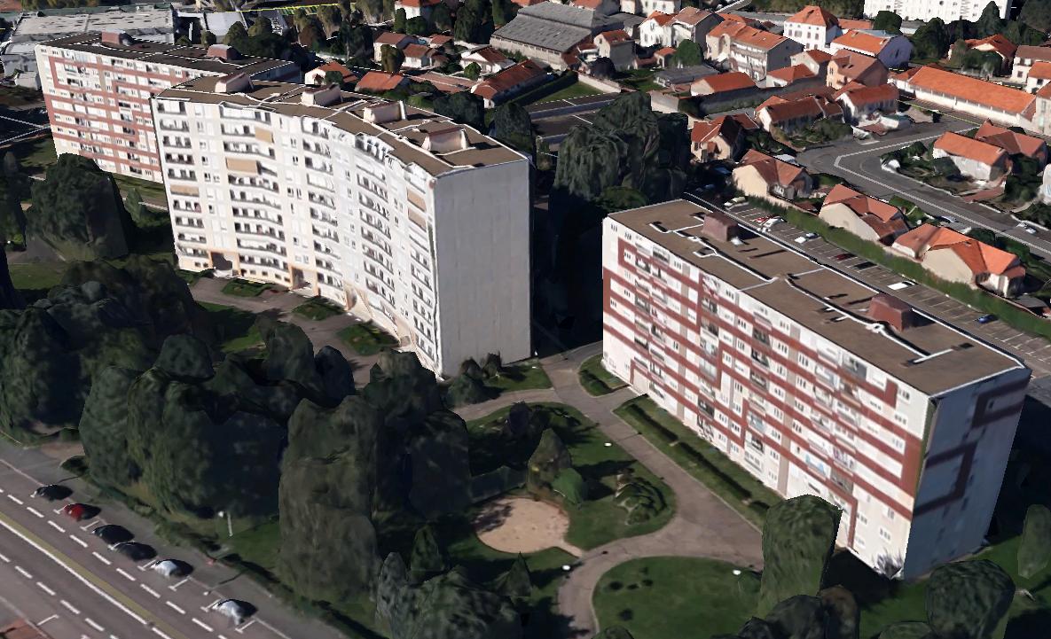 Audits Energétiques des Copropriétés Marronniers-Navarre-Jacques Coeur