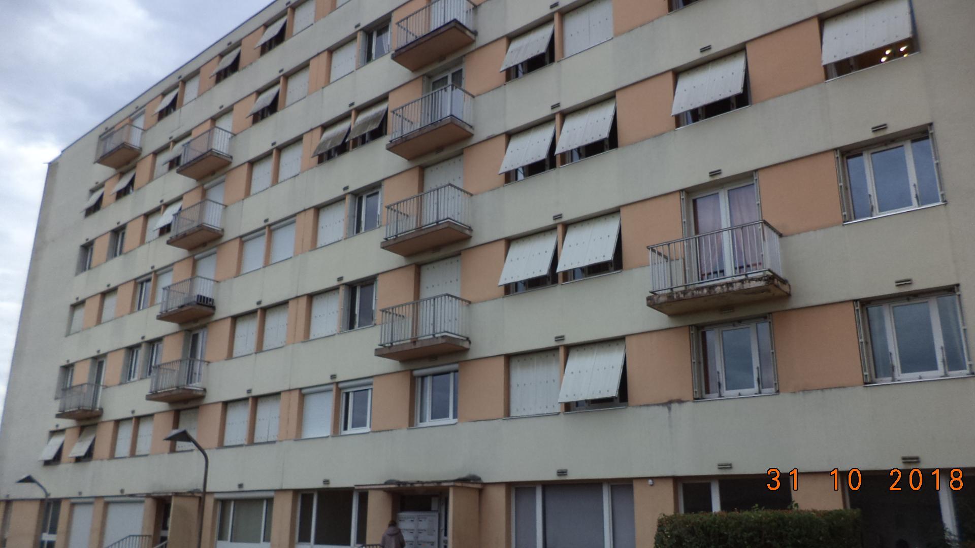 Audit Energétique de la Copropriété Le Faubourg à Bourg en Bresse - 01